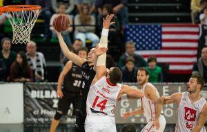 CAI Zaragoza - Bilbao Basket: duelo de 'playoff'