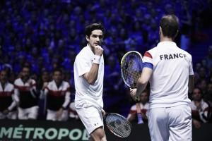 Herbert y Gasquet acercan la Davis a Francia