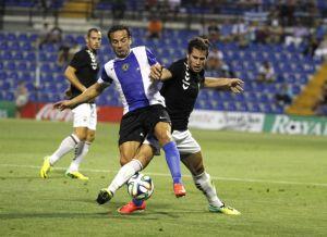 CD Olimpic de Xátiva - Hércules de Alicante CF: duelo de necesidades
