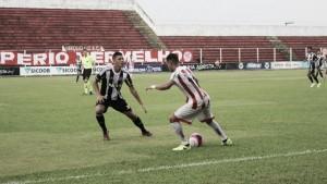 Com um a menos, Figueirense busca empate contra Hercílio Luz e permanece invicto na temporada