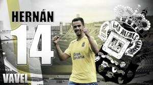 Anuario VAVEL UD Las Palmas 2016: Hernán Santana, calvario, penitencia y resurrección