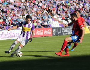 Hernán Pérez jugará el playoff con el Pucela
