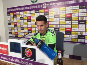 "Hernán Pérez: ""Traeremos la victoria de Las Palmas"""