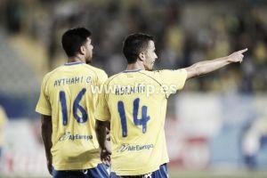 Las Palmas - Numancia: puntuaciones de Las Palmas, jornada 9