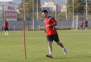 """Hernán Pérez: """"Ojalá marque el gol de la victoria en Villarreal"""""""
