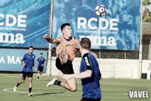 Hernán Pérez y Salva Sevilla, principales novedades para hacer frente al Atlético