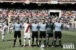 Hernández Hernández arbitrará el Eibar - Atlético