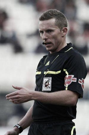 Hernández Hernández arbitrará el Granada - Valencia