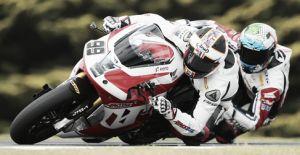 El equipo Hero EBR completa un test de dos días antes de la carrera de Aragón