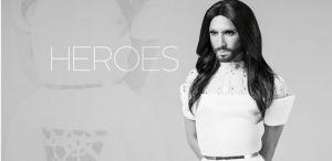 'Heroes', lo nuevo de Conchita Wurst