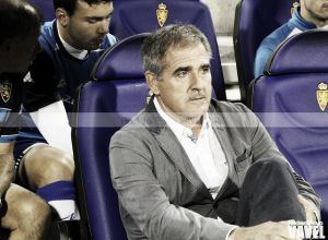 """Paco Herrera: """"No nos queda otra que ir con ánimo a Jaén"""""""
