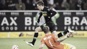 Borussia Mönchengladbach 3-0 FC Zürich: Hrgota the Hero as Gladbach progress