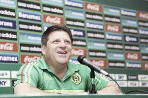 """Miguel Herrera: """"Enfrentaremos a una selección en renovación"""""""