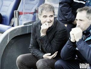 """Paco Herrera: """"Ganando este partido, el equipo da un salto en todos los sentidos"""""""