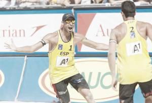 Herrera y Gavira ya están en las semifinales del Grand Slam de Berlín