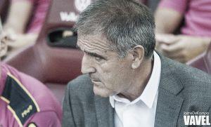 """Paco Herrera: """"No podemos estar contentos con la derrota"""""""