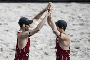Tercera medalla en tres semanas para Herrera y Gavira
