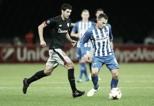 Abaixo da expectativa, Bilbao e Hertha Berlin se enfrentam com esperanças de recuperação
