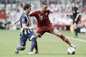 Hertha de Berlin vs Bayern de Múnich en vivo y directo online