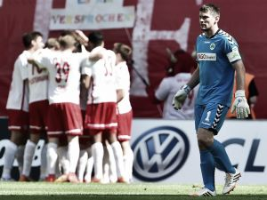 RB Leipzig 2-0 Greuther Furth: Visitors avoid relegation despite defeat