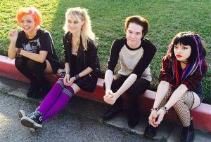 Conoce a Hey Violet, la joven revelación rock