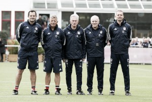 Jupp Heynckes ya toma el mando del Bayern