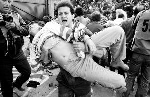 Heysel, 30 años después: la masacre que avergonzó al fútbol