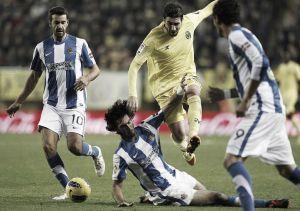 Real Sociedad - Villarreal: primer envite de la trilogía