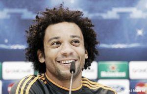 """Marcelo: """"Cristiano está a gran nivel desde hace tiempo, merece el Balón de Oro"""""""