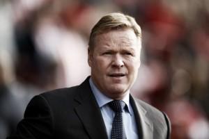 El Southampton no presionará a Ronald Koeman por su renovación