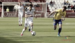 Héctor Hernández al rescate del Albacete Balompié