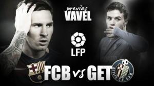Previa FC Barcelona - Getafe CF: dinámicas contrapuestas