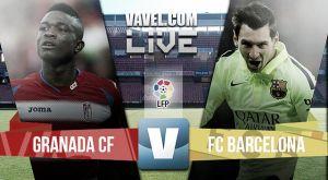 Granada vs Barcelona en vivo online (1-3)