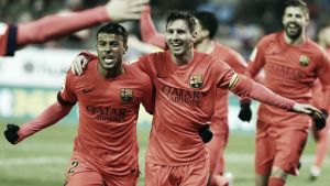 SD Eibar - FC Barcelona: Puntuaciones Barcelona jornada 27 Liga BBVA