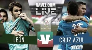 Resultado y Goles del Léon 0-1 Cruz Azul de la Copa Mx 2017