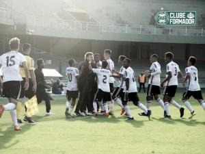 Coritiba e Vasco se enfrentam na estreia da segunda fase do Brasileiro Sub-20