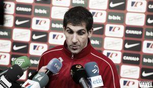 Iraizoz: ''La Champions es la mejor competición del mundo y luchamos para seguir adelante''