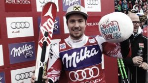 Sci Alpino, slalom gigante Adelboden: Hirscher dominante, ottima rimonta di Eisath