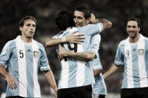Argentina batte Paraguay 6 a 1: le pagelle