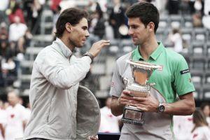 Nadal, Djokovic y la lucha por el número uno en Roland Garros