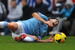 Manchester City, Nasri starà fuori un mese