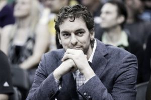 Los Lakers no descartan a Pau Gasol