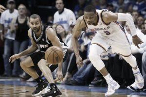Oklahoma City Thunder - San Antonio Spurs: el Oeste busca rival para los Heat