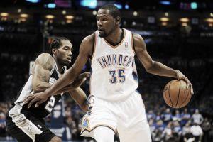 Oklahoma City Thunder vs San Antonio Spurs, Playoffs NBA en vivo y en directo online