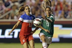 United States and Mexico Prepare For Showdown