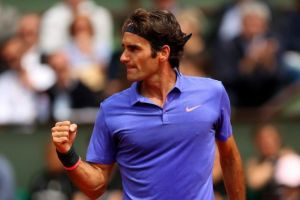 Federer Takes Care of Dzumhur In Straight Sets