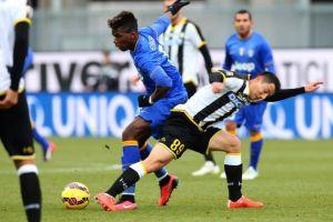 Resultado Juventus vs Udinese en la Serie A 2015/2016 (0-1)