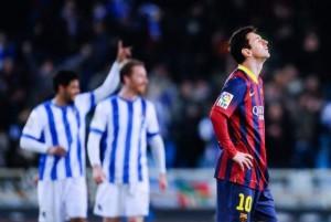 FC Barcelona: 9 años sin ganar en Anoeta