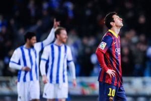 La Liga preview : Real Sociedad vs Barcelona