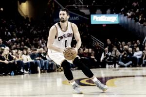 Kevin Love passa por cirurgia no joelho e desfalca Cavaliers por seis semanas